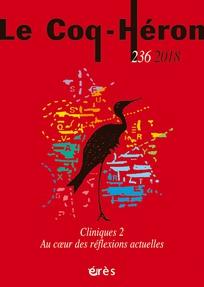 Couverture de la revue du Coq-Héron 2019/1 (N° 236)