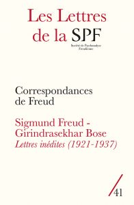 Couverture Lettres SPF N°41