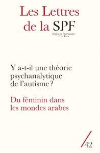 Couverture de la revue Les Lettres de la SPF n° 42